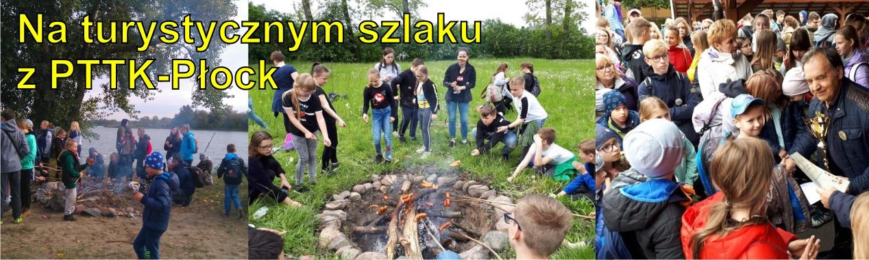 Witamy na stronie PTTK Płock